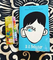 book review wonder by r j palacio