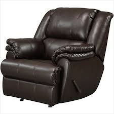 dark brown leather recliner chair. dark brown leather recliner chair » really encourage dorel home ashford padded rocker
