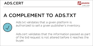 what is ads cert and how can it reduce