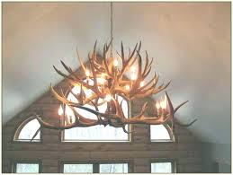 small antler chandelier marvelous chandeliers white faux antler chandelier white faux deer intended for faux antler