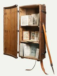 ... Portable and Collapsible Magical Bookcase! With Search Feature!!! ;P