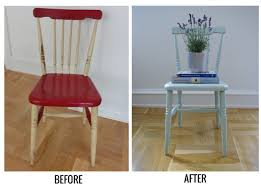 green painted furniture. By: Dejlige Days Green Painted Furniture