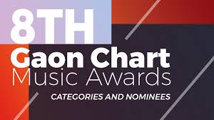 Music Chart Show Official 8th Gaon Chart Music Awards 2019 Jan 23