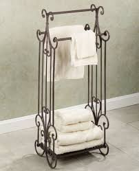 free standing towel rack. Free Standing Towel Rack