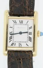 doing time the incredible watch collection of disgraced financier lady¿s 18 carat yellow gold bueche girod tank brown crocodile strap