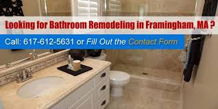 Best Bathroom Remodeling Framingham Massachusetts Contractor Impressive Bathroom Remodel Boston