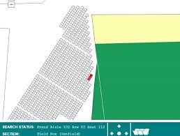 Wrigley Field Detailed Seating Chart Unique Green Bay