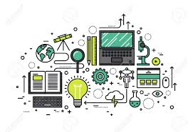 Image result for science and technology clipart free