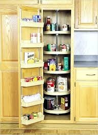 Tall Single Door Pantry Cabinet Stunning Kitchen Pantry Cabinets ...