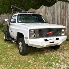 DIY GMC 2500/3500 Bumper (3104) - MOVE