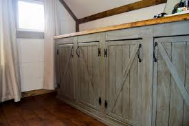 rustic cabinet doors. Modren Cabinet Scrapped The Sliding Barn Doors Rustic Cabinet Doors Instead Inside