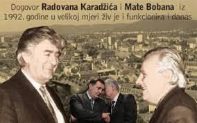 Image result for tudjman, milosevic plenkovic, vucis, boban, karadzic covic, dodik kolinda