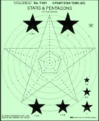 Template For A Star Timely 5 Pont Star Template