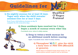 Miralax Pediatric Dosage Chart Introducing M O P The Very Best Way To Resolve Bedwetting