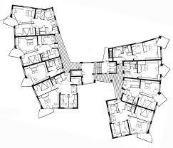 49 best floor plans images on pinterest floor plans House Plans Kenya Pdf hans scharoun salute planos2 jpg · hans scharounstuttgartfloor plansdeconstructivismapartment House Plans PDF Print