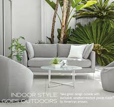 Modern Outdoor Chairs & Chaises Modern Outdoor Furniture Room