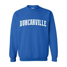 Duncanville Texas Sweatshirt Home Of Texas State University And