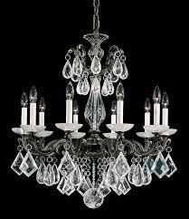 full size of light remarkable schonbek crystal chandeliers for interior home design makeover with chandelier simple