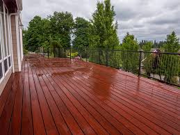 how to get mold off a wood deck