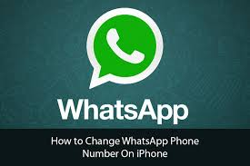 How Change To Phone Whatsapp Number Iphone On