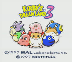 super nintendo kirbys dream land 3