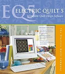 Amazon.com: The Electric Quilt Co. Quilt Design Wizard-: Arts ... & Electric Quilt(R) 5: Complete Quilt Design Software Adamdwight.com