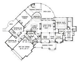 Lake Front Plan    Square Feet  Bedrooms    Bathrooms    Floor plan