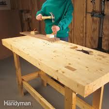 2x4 workbench woodworking bench plans woodwork bench