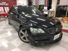2007 TOYOTA MARK X 250G S PACKAGE | Used Car for Sale at Gulliver ...