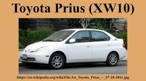 Toyota Prius (XW10) - YouTube