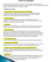 what is on a resumes what is a resume 81 surprising job examples of resumes flexible