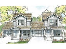 duplex home plan 051m 0005