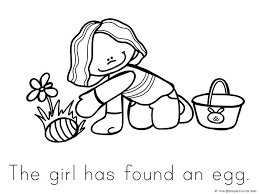 Easter Coloring Book Pages Printable Coloring Coloring Pages Of