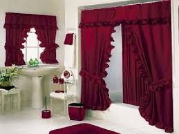 adorable bathroom shower curtains for perfect bathroom design luxury bold red bathroom shower curtains sets