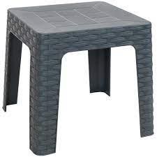 sunnydaze decor 18 in gray square