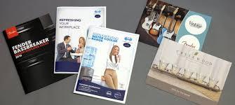 Advertisement Brochure Impressive MR Printers Horsham Brochure Printer Brochures