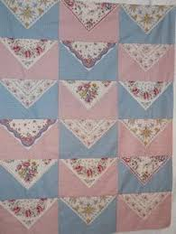 35 best hankie quilts images on Pinterest | Vintage linen, Vintage ... & Love this vintage hankie quilt idea.Celtic Heart Knitting and Quilting:  Hankie Quilt In The Works - how about hankies as 'prairie points' would  make a ... Adamdwight.com