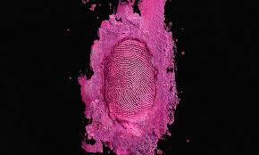 the pinkprint album cover.  The Inside The Pinkprint Album Cover