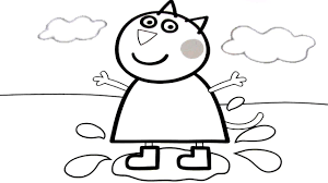 Small Picture Coloring Book For Kids Peppa Pig Coloring Pages Fun Coloring