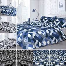 infusion geo duvet quilt covers bedding sets