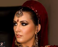indian stani bridal ms studio toronto bridal makeup artist and hair stylist