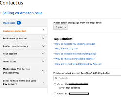 Link Amazon Abuse To Forums Seller Selling Questions - Buyer General Report