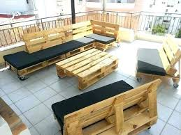 pallet outside furniture. Step By Pallet Furniture Instructions Build Projects Outdoor Ideas For Outside T
