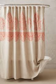 beautiful fabric shower curtains. unique shower curtains beautiful fabric curtain liner gray pale white y