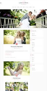 Wedding Blog Website Templates Themes Free Premium Free