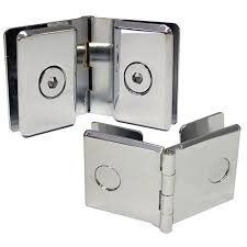 side hung glass to glass hinge external opening for 6 8mm glass available in