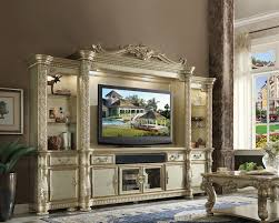 Tv Entertainment Stand Vendome Ii Entertainment Center With Tv Stand 91310