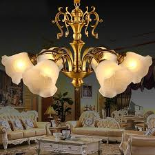 american retro classic copper chandelier european copper lamp living room dining room study lamp shade downlight ap4181143 hand blown glass pendant lights