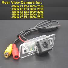 BMW 3 Series 2013 bmw x5 accessories : Car Rear View Camera for BMW X1 E84 X3 E83 X5 E53 E70 X6 E71 ...