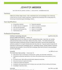 Cosmetology Resumes Template Inspiration Cosmetologist Resume Tier Brianhenry Co Resume Template Ideas